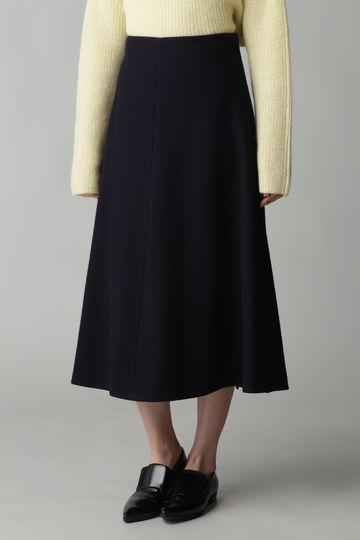 dunadix フレアーロングスカート