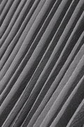 Unaca noir オーガンジープリーツスカート