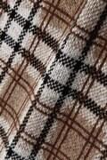 dunadix チェック柄ジャガードニットスカート(セットアップ対象商品)