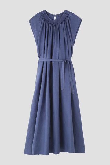 Hermaphrodite ハンドギャザーロングドレス