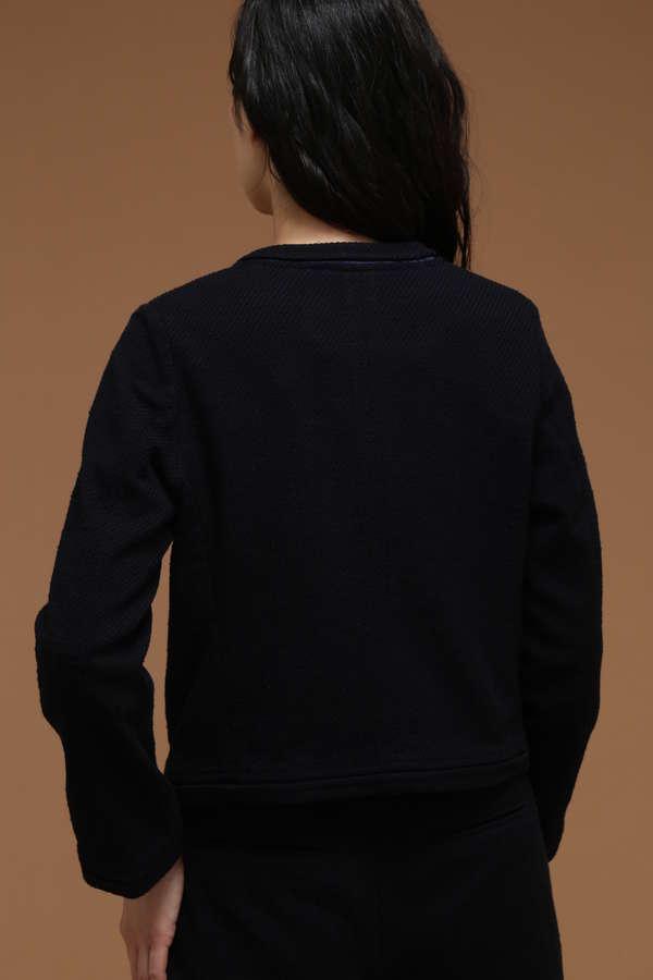 Luxluft ミックスツイードジャケット