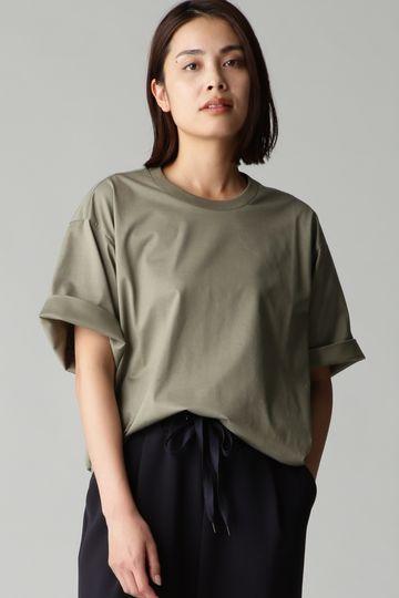 dunadix 度詰天竺シャインソフトTシャツ