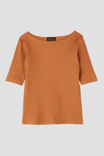 リブボートTシャツ