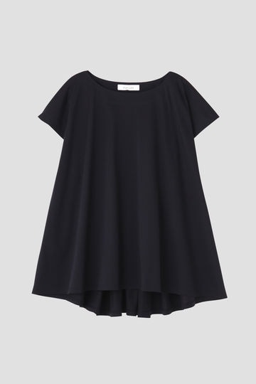 フレアーフレンチスリーブTシャツ