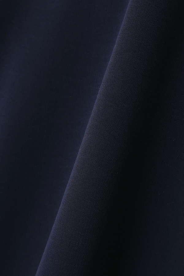 Unaca noir バックリボンブラウス