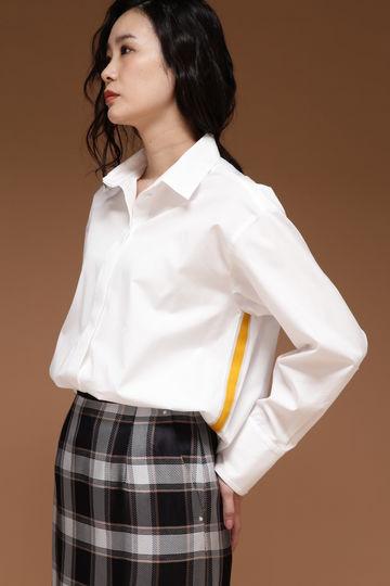 DIRECTOIRE ブロードレギュラーシャツ