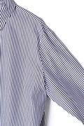 Unaca noir 2WAYカシュクールシャツ