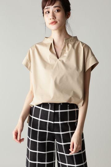 DIRECTOIRE スタンドカラーシャツ