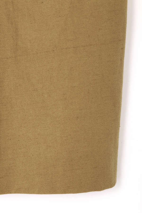 dunadix コットンリネンショートパンツ(セットアップ対象商品)