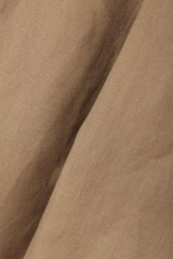 Hermaphrodite タックポイントテーパードパンツ