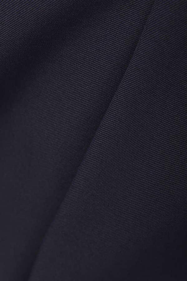 Unaca noir ギャバパンツ