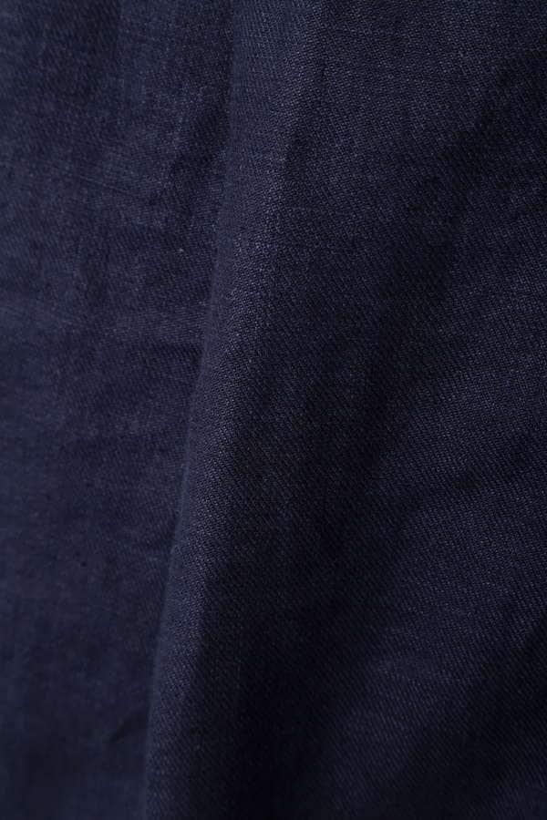【Oggi 3月号掲載】Unaca noir リネンツイルパンツ