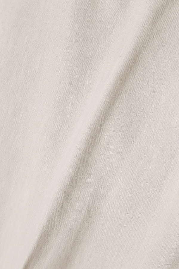 Unaca noir シームスリムパンツ(セットアップ対象商品)