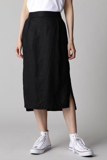 Luxluft ペンシルバレルスカート