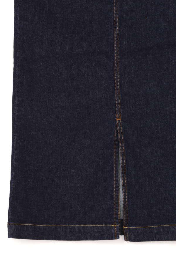 900L Long Tight Skirt