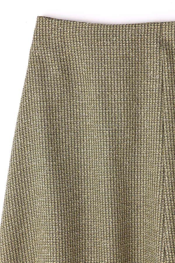 dunadix ロングフレアスカート