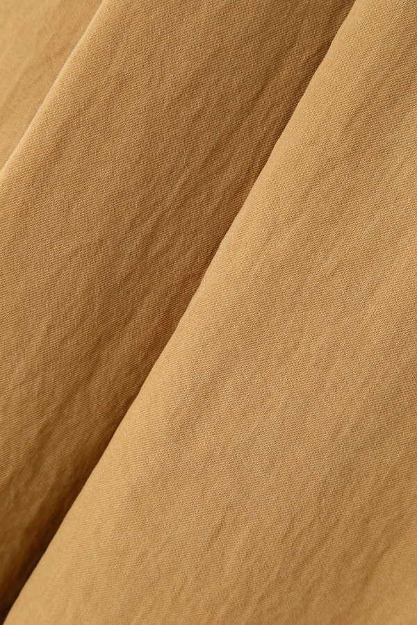 Luxluft 後ランダムプリーツスカート