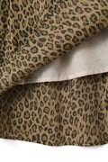 Luxluft リネンプリントスカート