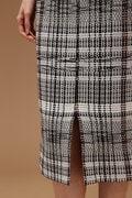 チェックツイードスカート