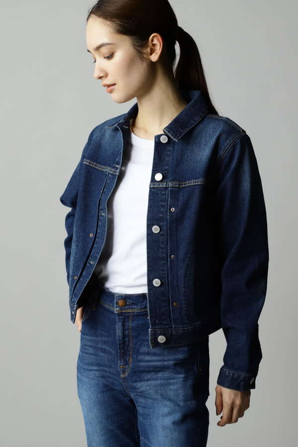400J DENIM JACKET