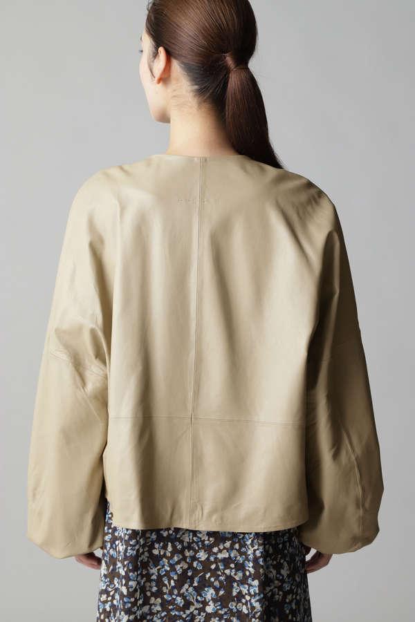 グローブレザージャケット