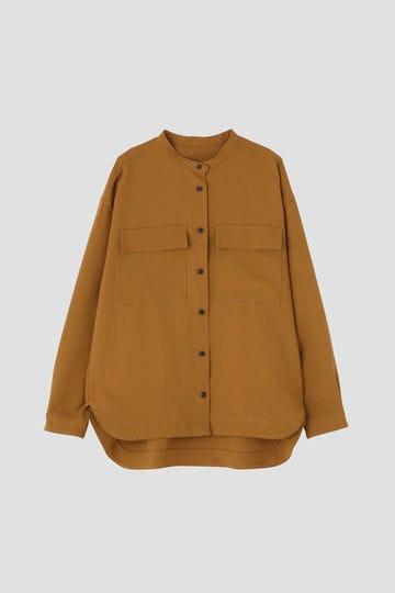 オックスオーバ-シャツ