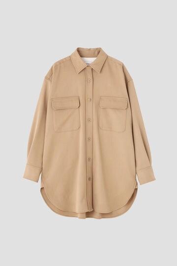 ウールチノミリタリーシャツ