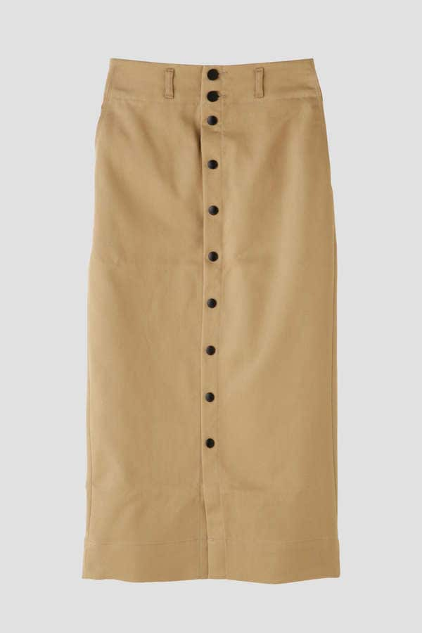 ハイテクチノストレッチスカート