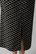 ドロストストレートスカート