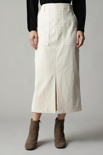 太コールタイトロングスカート