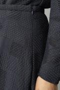 ミックスジャガードスカート