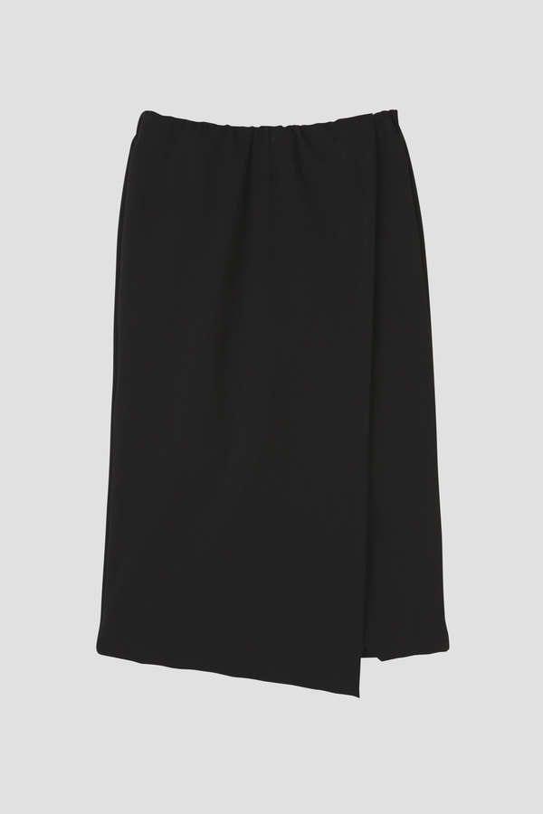 リラックスラップスカート