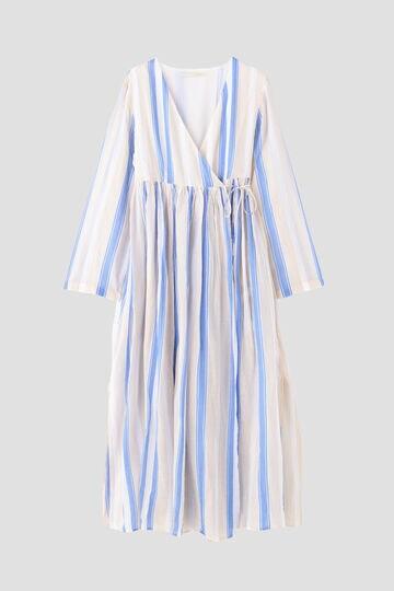 ne quittez pas / Voile Stripe Gown
