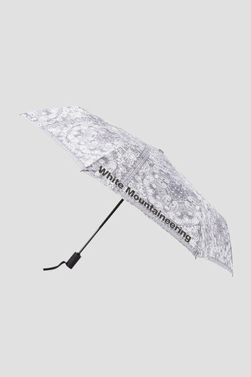 White Mountaineering / PRINTED UMBRELLA BANDANA