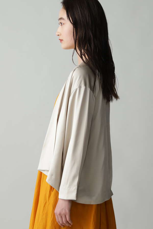【別注】enrica ドレープジャケット