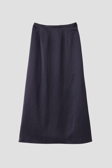 CASA FLINE トリアセテートサテンスカート
