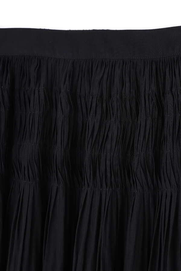 esta'nder / Fancy Tack Long Skirt