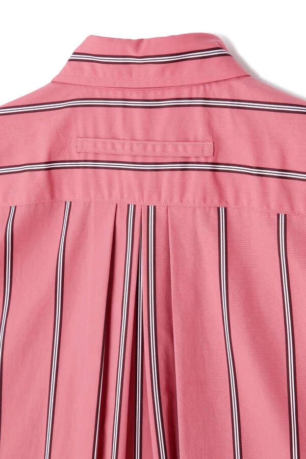 【WEB限定】TICCA スクエアビッグロングシャツ