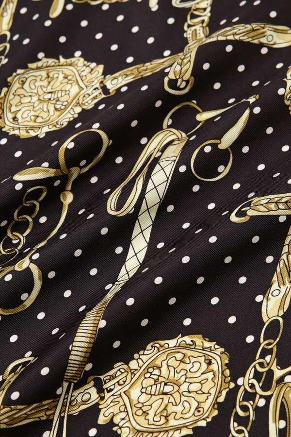 manipuri シルクスカーフ