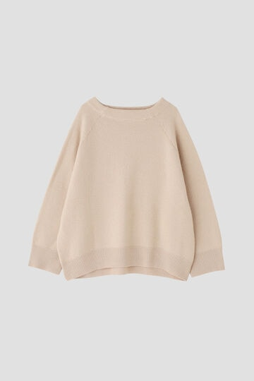【セットアップ対象】esta'nder/Boiled Wool Knit Pullover