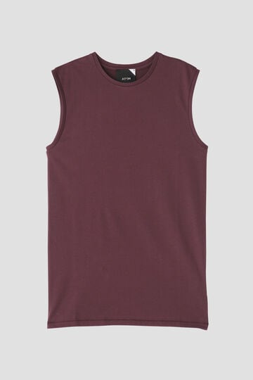 【WEB限定】ATON / SLEEVELESS TOP