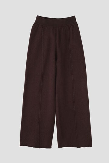 【セットアップ対象】esta'nder/Boiled Wool Knit Pants