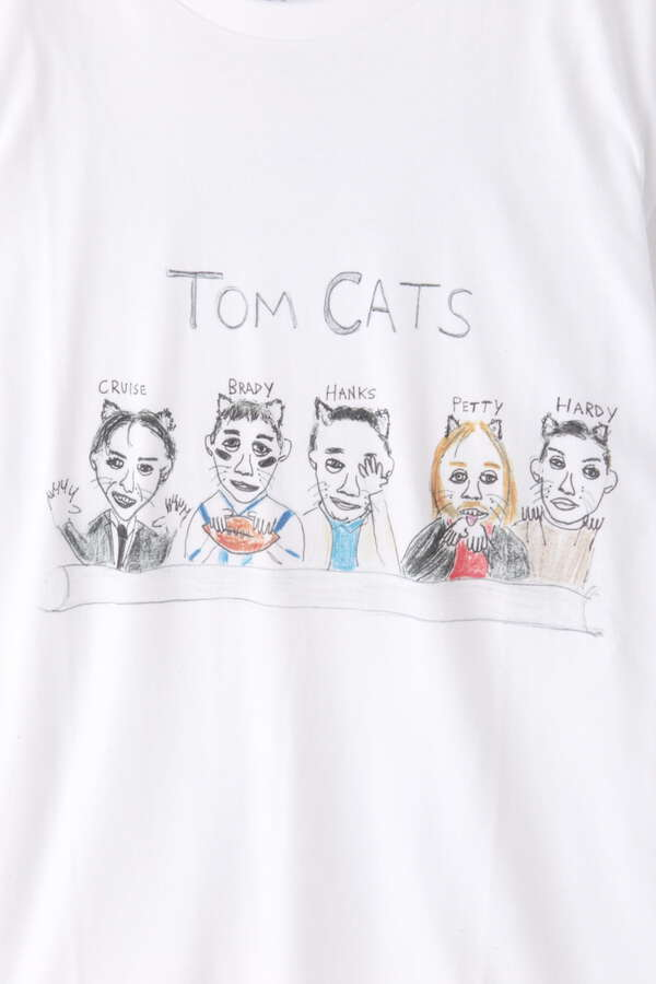 Unfrtunate Portrait / TOM CATS