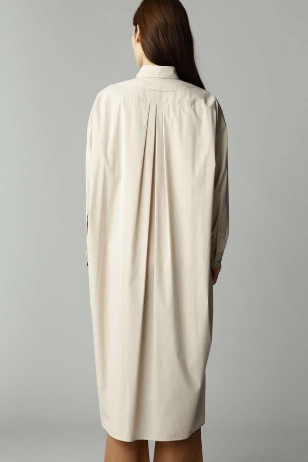 【WEB限定】TICCA スクエアビックロングシャツ