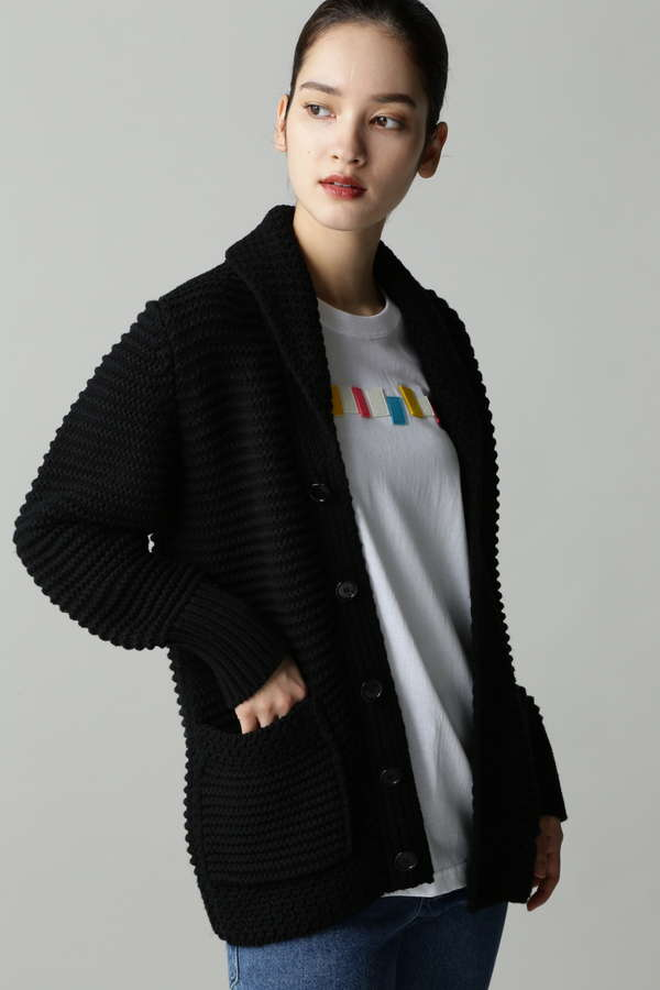 SEVEN BY SEVEN/KNIT CARDIGAN