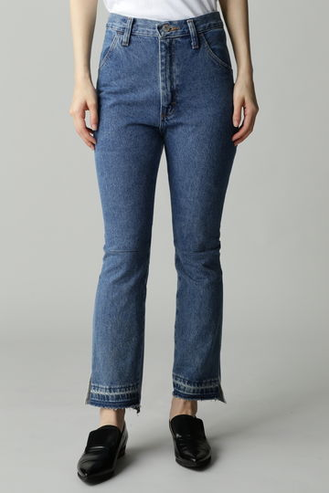 SEVEN BY SEVEN/REWORK ASYMMETRY JEANS