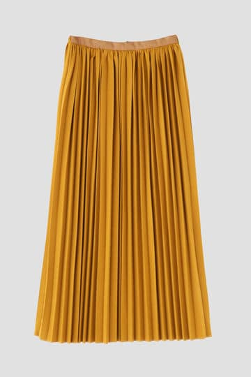 esta'nder / Pleats Skirt