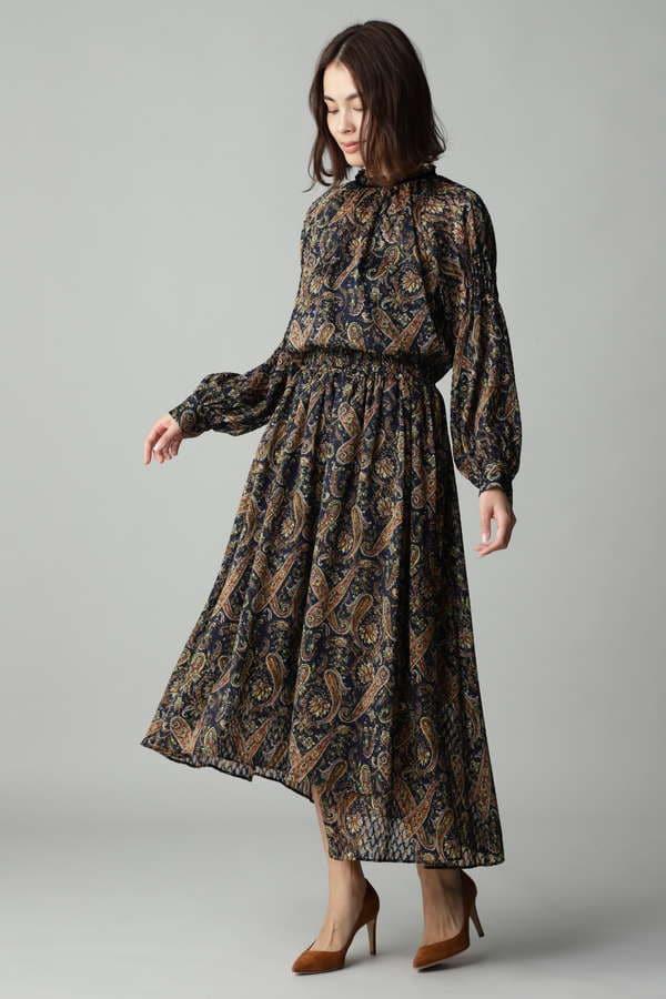 esta'nder / Paisley Skirt