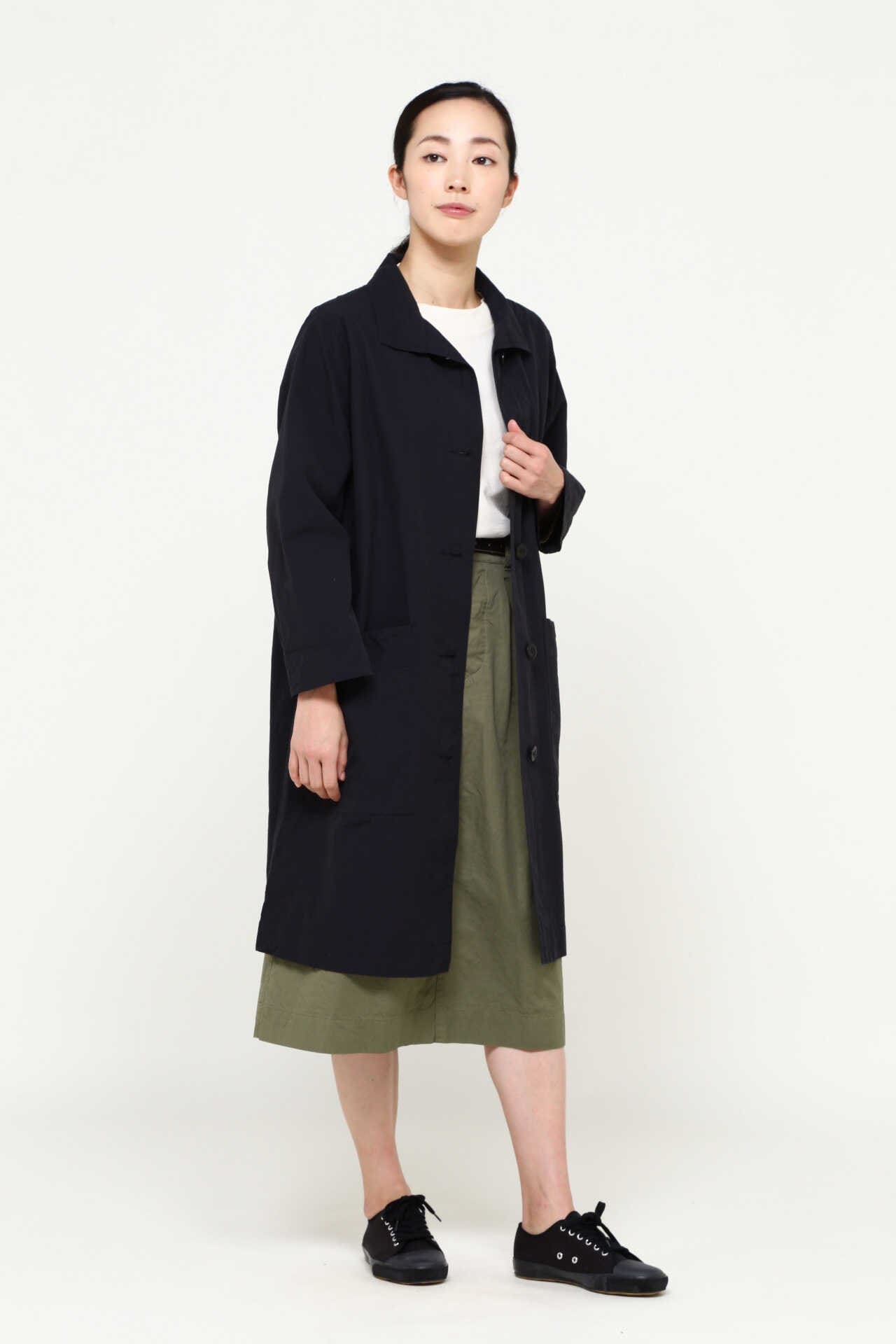 WASHED COTTON LINEN(MHL SHOP限定)9