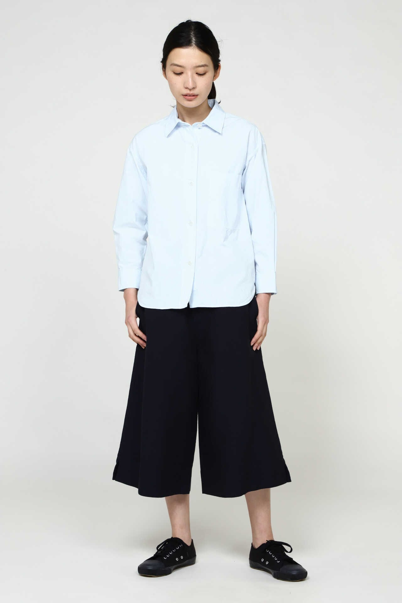 DENSE COTTON POPLIN(MHL SHOP限定)7